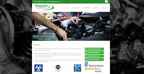 Website Design Newtown Powys