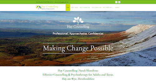 Website Design Herefordshire