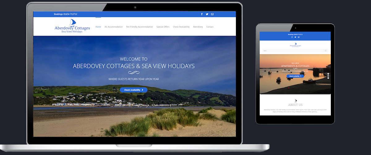 Website Design Aberdovey / Aberdyfi Gwynedd