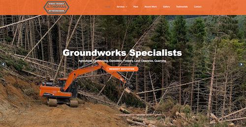 Web Design Newtown, Powys for RM Robotics